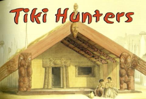 Tiki Hunters
