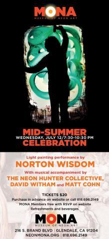 MONA Mid Summer Celebration