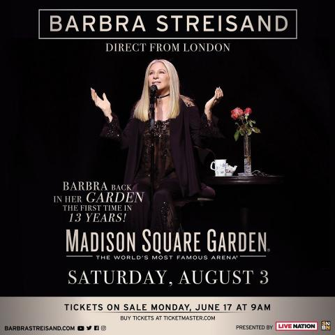 Back to the Garden w Barbra
