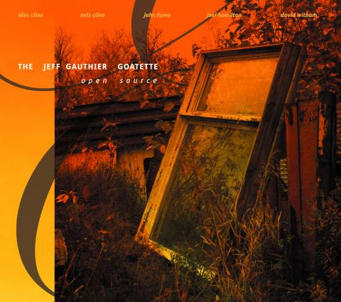 Jeff Gauthier Goatette - 'Open Source'